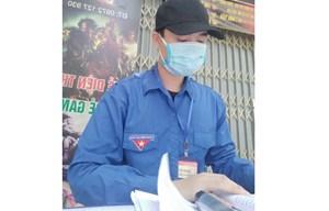 Sinh viên 'mắc kẹt' ở Hà Nội: Từ tham gia chống dịch đến 'thử thách bản thân'