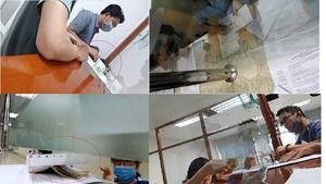 ĐỘC QUYỀN: Những 'tờ xanh' kẹp trong hồ sơ ở Hải quan Hà Nội