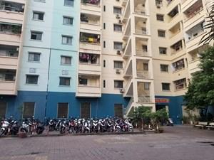 Hà Nội: Nam thanh niên nhảy từ tầng 6 chung cư, tử vong tại chỗ