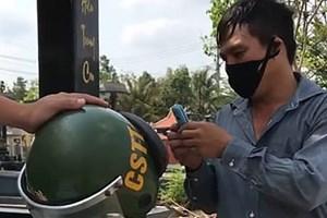 Đồng Nai: Đình chỉ công tác 2 trung tá liên quan đến vụ 'sếp can thiệp gỡ xe vi phạm'