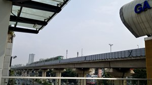 Toàn cảnh đường sắt Cát Linh – Hà Đông sau 2 ngày chạy thử nghiệm toàn tuyến