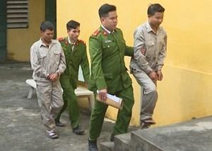 Phú Thọ: Bắt 2 đối tượng trốn truy nã khi đang lẩn trốn tại Bình Phước