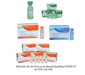 Khởi động Chương trình nghiên cứu thử nghiệm lâm sàng Covivac