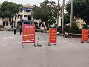 Bộ Y tế yêu cầu: Xét nghiệm người về từ ổ dịch tại Hải Dương và Quảng Ninh