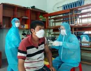 Khắc phục tình trạng tiêm chủng chậm tại Tây Ninh