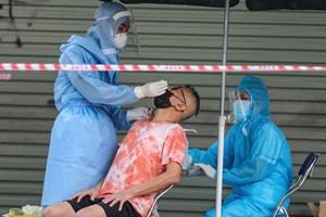 Bộ trưởng Y tế đồng tình với việc Hà Nội xét nghiệm 100% người dân