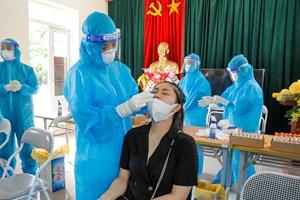 Bộ Y tế: Hơn 5 triệu lượt người được xét nghiệm Covid-19 trong tuần
