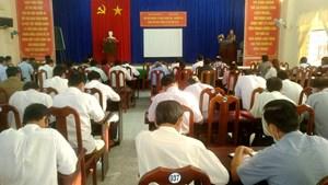 Cà Mau: Có 135 đại biểu được giới thiệu và tự ứng cử HĐND khoá mới