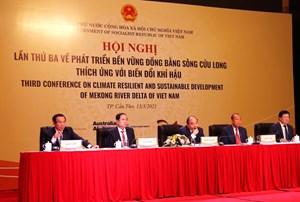 Phát triển bền vững và thịnh vượng cho vùng đồng bằng sông Cửu Long