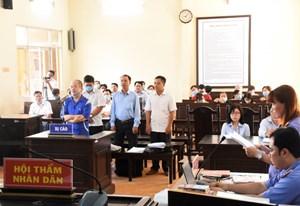 Bạc Liêu: Tuyên án cựu giám đốc Trung tâm KTTN&MT Bùi Quang Ánh 7 năm tù