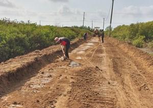 Bạc Liêu: 100 tỷ đồng sửa chữa, cải tạo, nâng cấp giao thông nông thôn