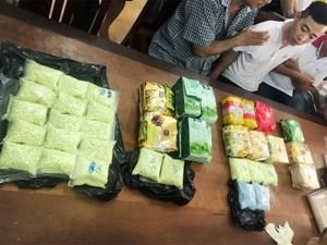 Án tử cho 2 đối tượng mua bán ma túy xuyên quốc gia