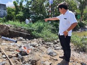 Bạc Liêu: Nhà máy thuỷ sản gây ô nhiễm môi trường nghiêm trọng
