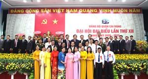 Ông Lê Thanh Tâm đắc cử Bí thư Quận ủy Cái Răng