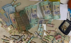 Tiếp tục bắt 7 đối tượng trong đường dây đánh bạc khủng trên 2.000 tỷ đồng