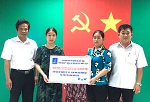 Trà Vinh: Trao 25 sổ tiết kiệm trị giá 1 tỷ đồng cho hộ nghèo huyện Trà Cú