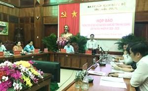 Hậu Giang: Bầu 50 người vào Ban chấp hành Đảng bộ tỉnh