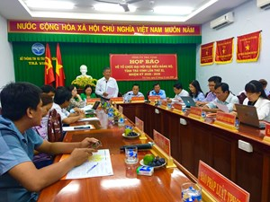 Đại hội Đảng bộ tỉnh Trà Vinh chỉ nhận hoa của 13 Đảng bộ trực thuộc