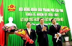 Ông Trần Việt Trường làm Chủ tịch thành phố Cần Thơ