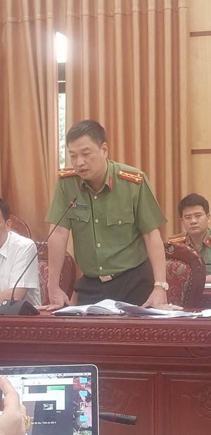 Khởi tố 2 PV cưỡng đoạt tài sản của Phó Chủ tịch thị xã Nghi Sơn