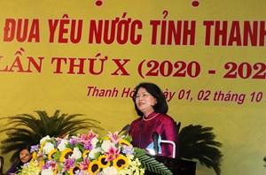 Thanh Hoá: Công tác khen thưởng phải kịp thời, chính xác, đúng người, đúng việc