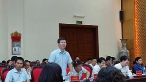Ninh Bình: Đại biểu dự đại hội sẽ không được tặng quà