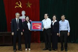 Hoạt động của Chủ tịch Trần Thanh Mẫn tại Thanh Hóa