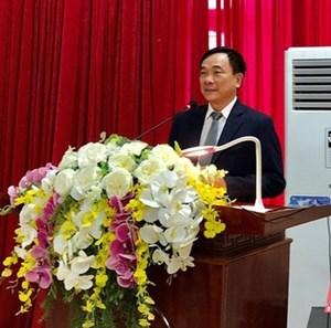 Ông Mai Sỹ Diến giữ chức Chánh Thanh tra tỉnh Thanh Hoá