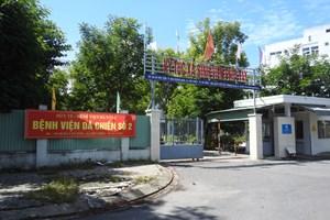 Đà Nẵng: Gấp rút thi công Bệnh viện dã chiến số 2 quy mô 2.000 giường