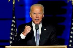 Quốc hội Mỹ khẳng định chiến thắng của ông Biden