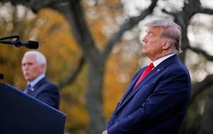 Tổng thống Trump lên án vụ bạo loạn ở điện Capitol và kêu gọi 'hàn gắn'