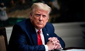 Tổng thống Trump đang quan tâm đến quyền tự ân xá cho mình?
