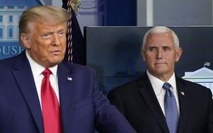 Phó Tổng thống Pence 'không loại trừ' khả năng phế truất Tổng thống Trump