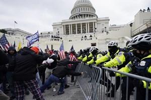 Kẻ tham gia bạo loạn ở Capitol bị buộc tội đe dọa 'ám sát' nghị sĩ