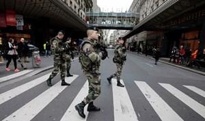 Bỉ xét xử 14 nghi phạm hỗ trợ các vụ khủng bố ở Paris năm 2015