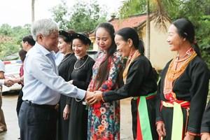 Đồng lòng, chung sức xây dựng đất nước Việt Nam cường thịnh