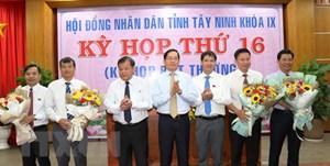 Tây Ninh: Giám đốc Sở Nông nghiệp được bầu Phó Chủ tịch HĐND tỉnh