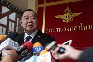 Thái Lan: Phó Thủ tướng Prawit tạm thời lãnh đạo đảng cầm quyền