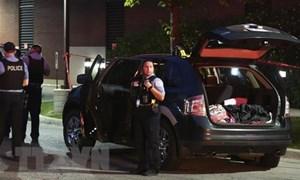 Mỹ: 'Ngày của cha đẫm máu', 104 người bị bắn thương vong
