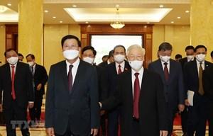 Vun đắp cho mối quan hệ đặc biệt Việt Nam-Lào ngày càng phát triển sâu rộng