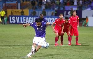 Văn Quyết đá hỏng phạt đền, Hà Nội bại trận trước Sài Gòn FC