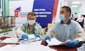 Tổng thống Putin 'rộng cửa' khi hơn 77% cử tri Nga đồng ý sửa hiến pháp