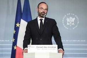Thủ tướng Pháp Edouard Philippe bất ngờ nộp đơn từ chức