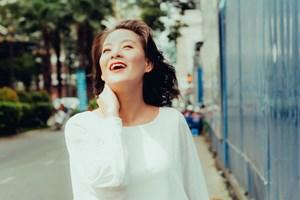 Người mẫu Huỳnh Trang Nhi: Người dân hào sảng và sẵn sàng chia sẻ
