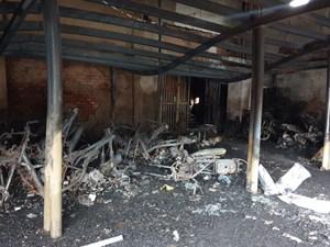 Vụ cháy tiệm cầm đồ ở Bình Dương: Hai mẹ con nghi bị sát hại từ trước