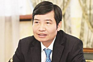 Tổng Giám đốc Kho bạc Nhà nước Tạ Anh Tuấn làm Thứ trưởng Bộ Tài Chính