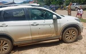 Cướp nổ súng ở Lào, giết chết 4 người Trung Quốc tại Tam giác Vàng