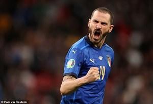 Italy không ngại đối đầu với Anh tại 'thánh địa' Wembley