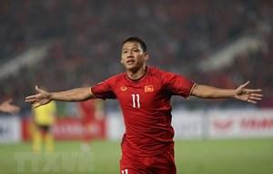 Tiền đạo Anh Đức gia nhập Hoàng Anh Gia Lai ở giai đoạn hai V-League