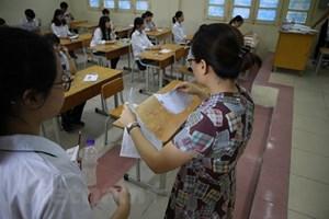 Hà Nội bác bỏ việc thí sinh không được dự thi vì đến muộn